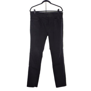 J Brand Skinny Jeans Black Sz 32